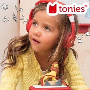 Jetzt neu: Tonie-Lauscher für die Toniebox ab 26,99€