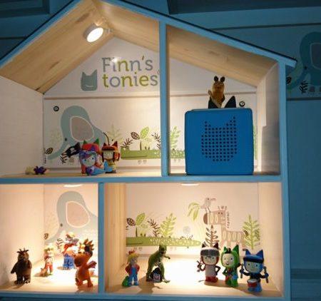 Tonies im Ikea Puppenhaus