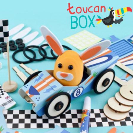 Toucanbox Bastelbox Ostern