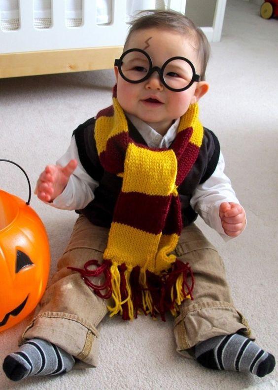 Harry Potter Baby Kostüm
