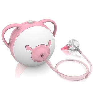 Nosiboo Nasensauger für Kinder in rosa