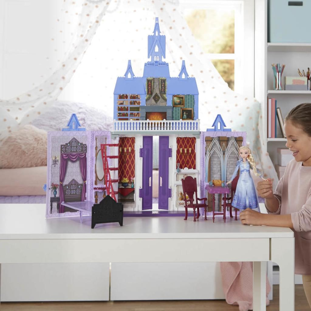 Anna und Elsa Spielschloss