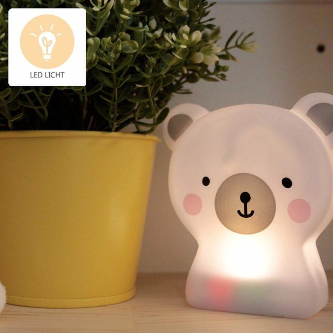 Teddybär Nachtlicht