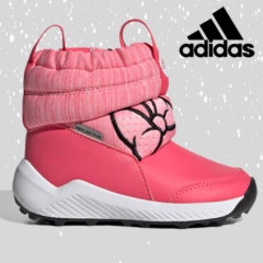 Adidas Winterstiefel im Minnie Mouse Design