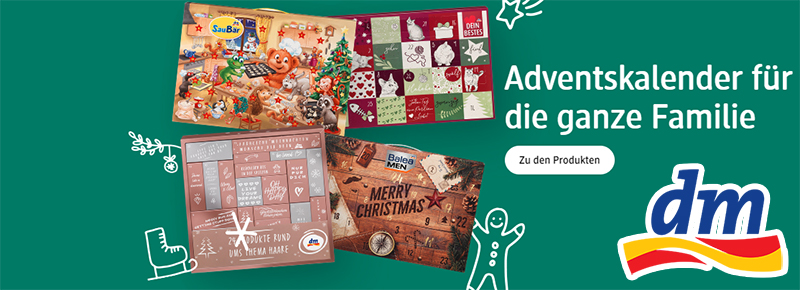 dm Adventskalender
