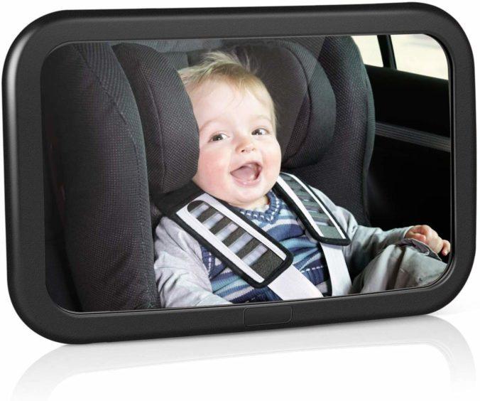Rücksitzspiegel für Kinder