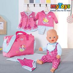 BabyBornundPuppenbekleidungsset