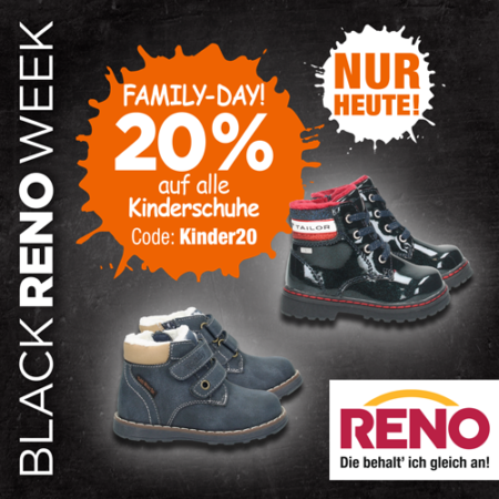 Reno black week aktion