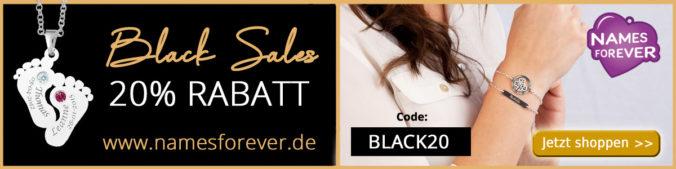 Black Sales Namesforever