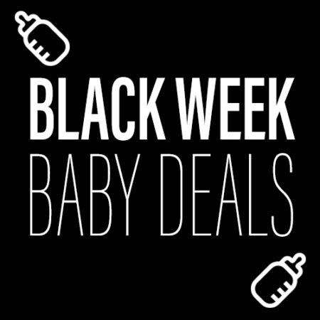 Black Week Baby Deals
