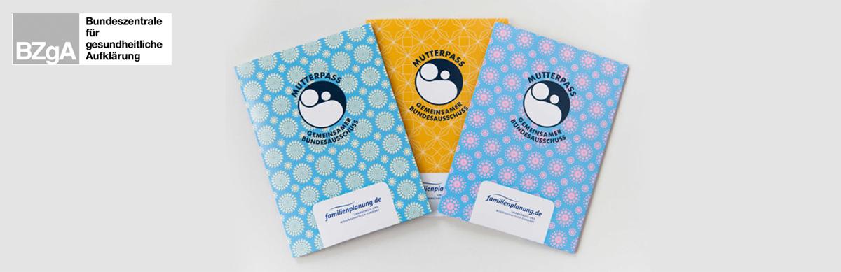 bzga kostenlose Mutterpasshüllen