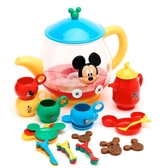 Disney Teekannen Set
