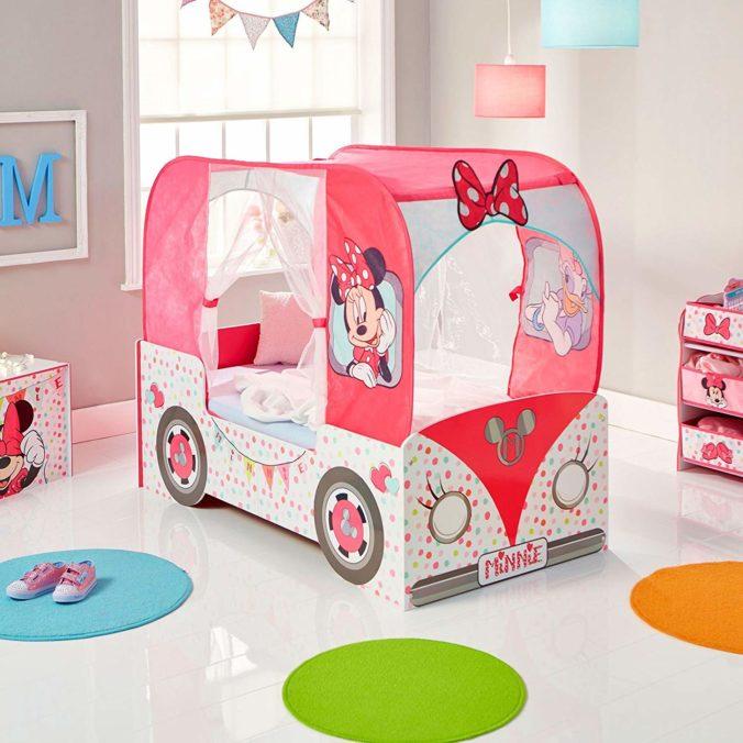 Disneybett für Kinder