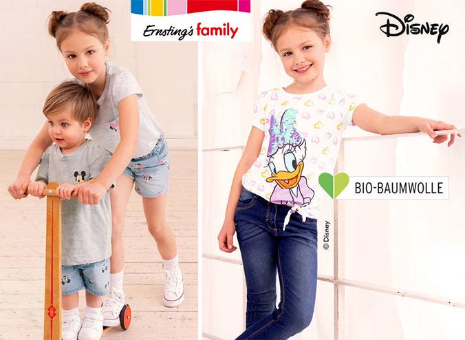 Kinder in Disneymode