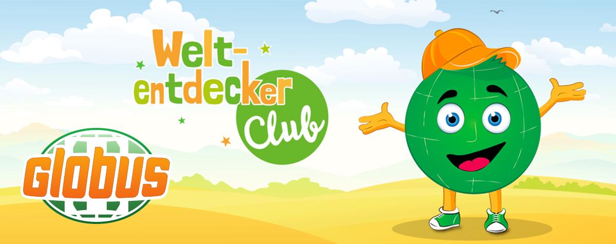 Globus Weltentdecker Club