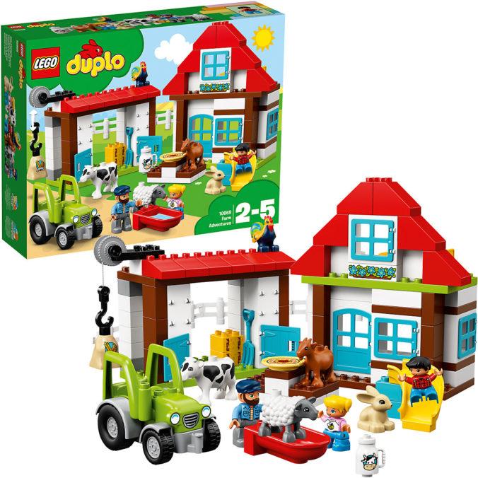 Lego Duplo Set Bauernhof