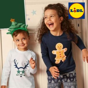 LIDL: Weihnachtsmode ab 3,99€