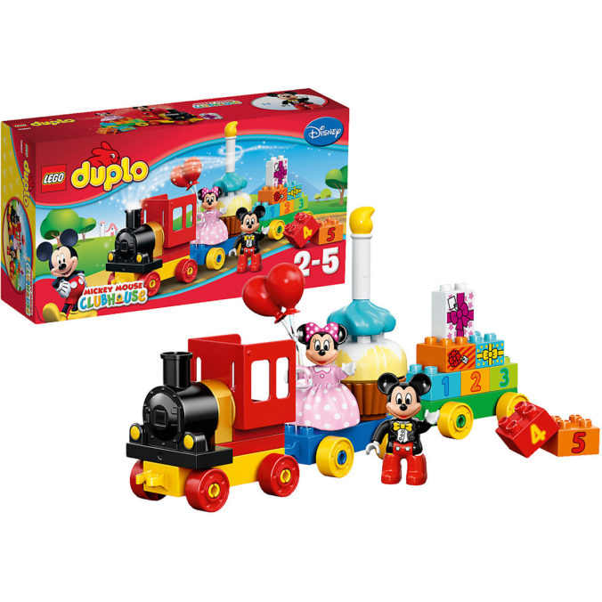 Lego Duplo Minnie und Mickey Maus Set