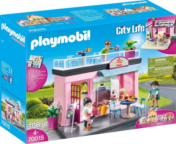 Playmobil Set City Life