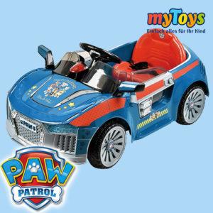 myToys: Paw Patrol Elektroauto mit 21% Rabatt