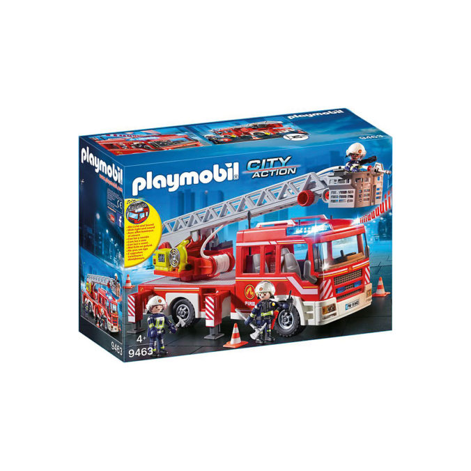 Playmobil Feuerwehrauto