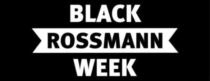 Rossmann Black Week