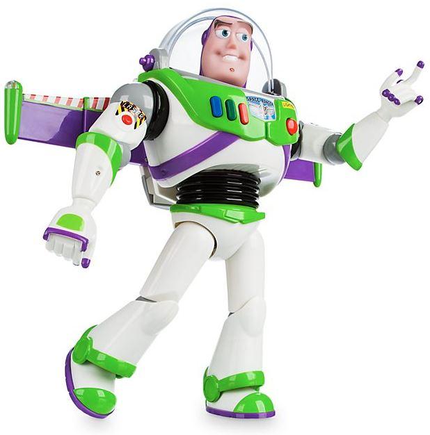 Sprechende Buzz Lightyear Action Figur