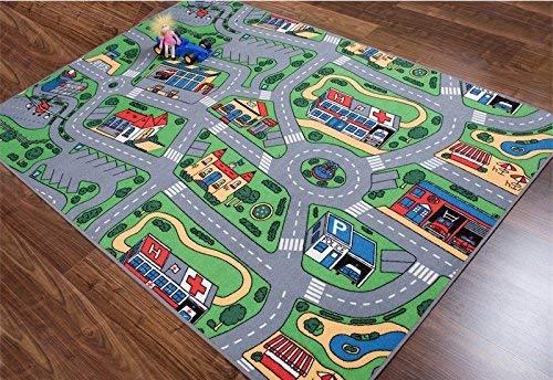 Straßenteppich