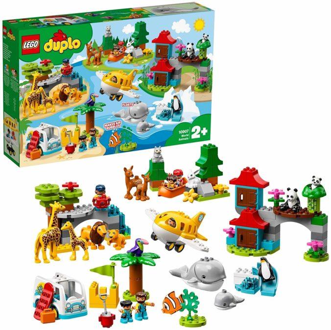Lego Duplo Welt der Tiere