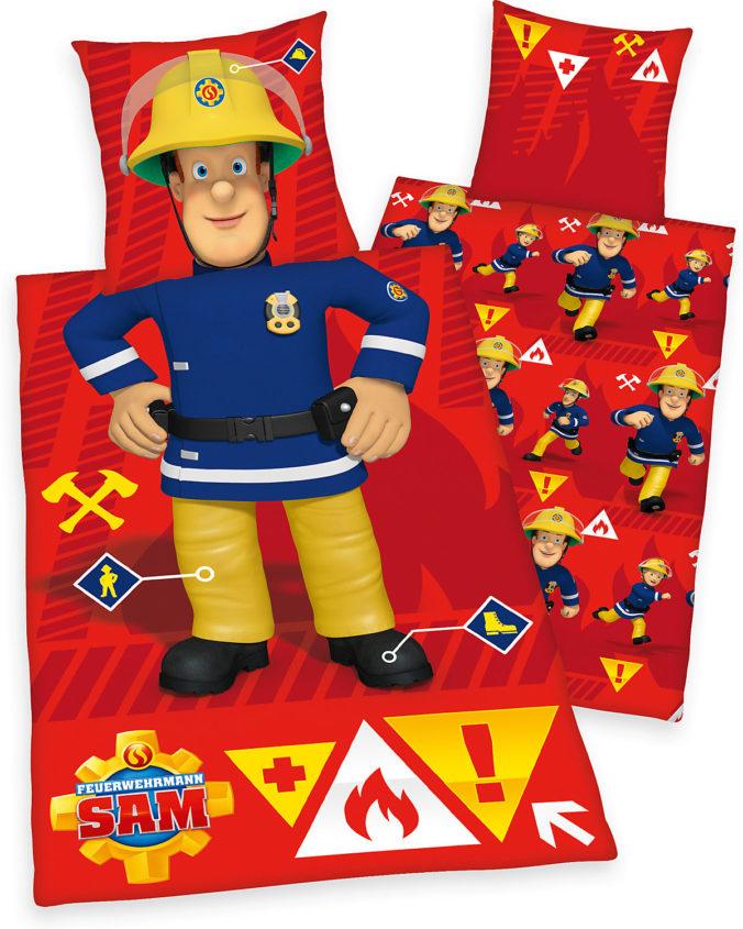 Feuerwehr Sam Bettwäsche