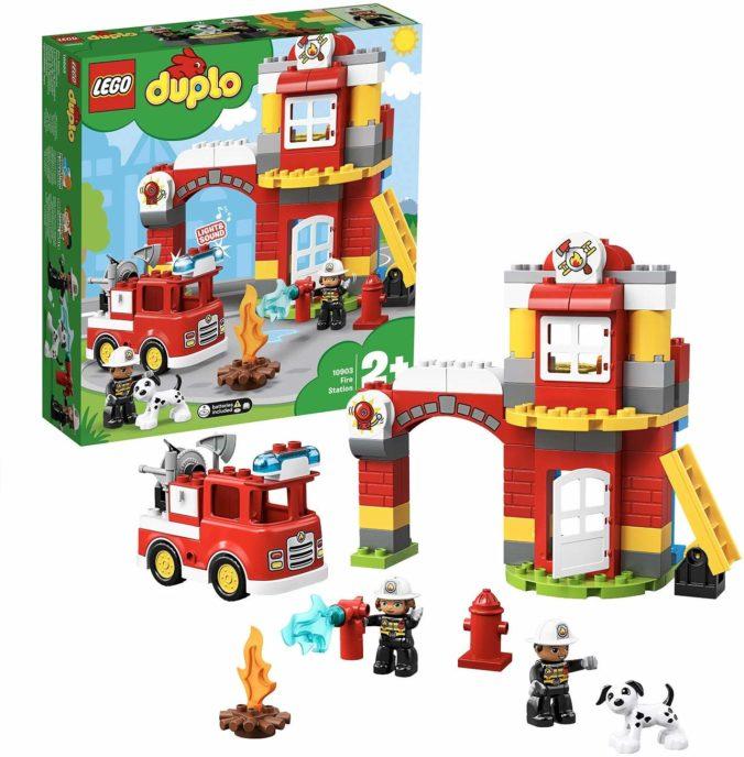Lego Duplo Feuerwache