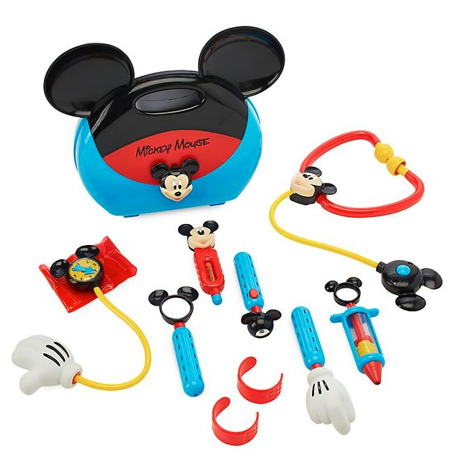 Mickey Mouse Doktor Spielset