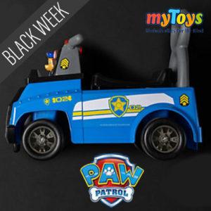 myToys: Bis zu 30% auf Paw Patrol Artikel – Black Week Special