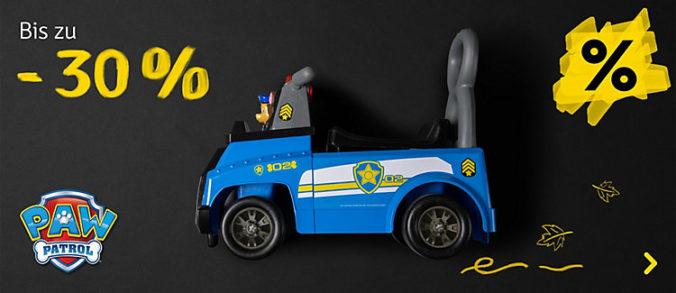 Paw Patrol Spielzeugauto