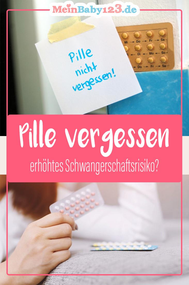 Pille vergessen - was tun? | MeinBaby123.de