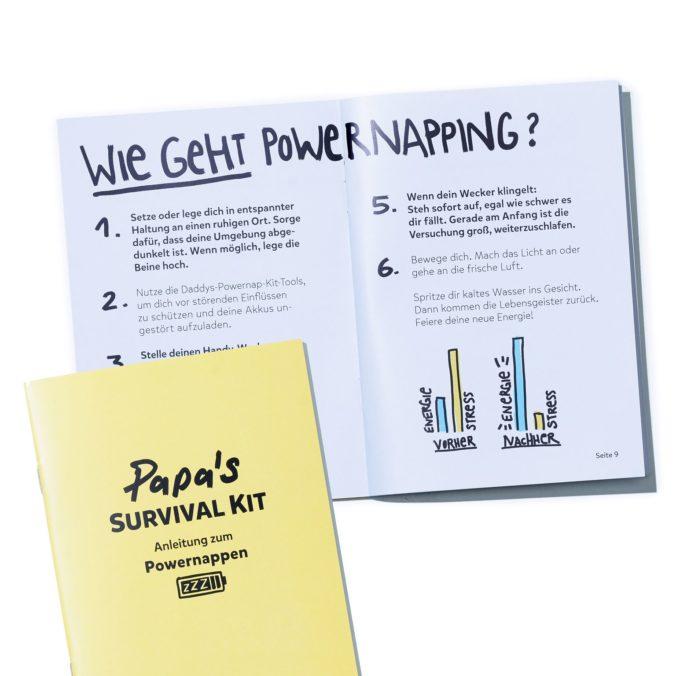 Papa Survival Kit
