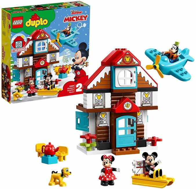 Lego Duplo Set mit Minnie Mouse