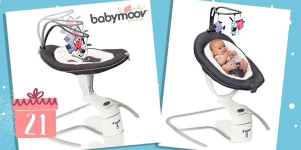 Babymoov Babyschaukel Swoon Motion