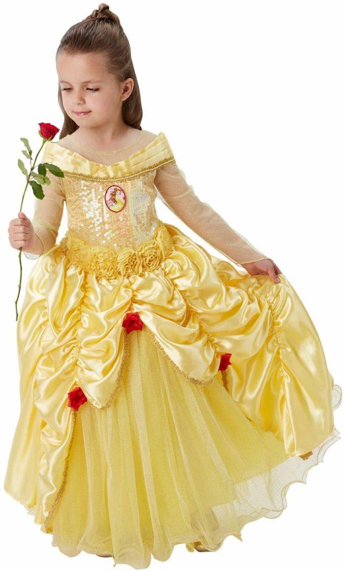 Kostüm Belle aus Die Schöne und das Biest