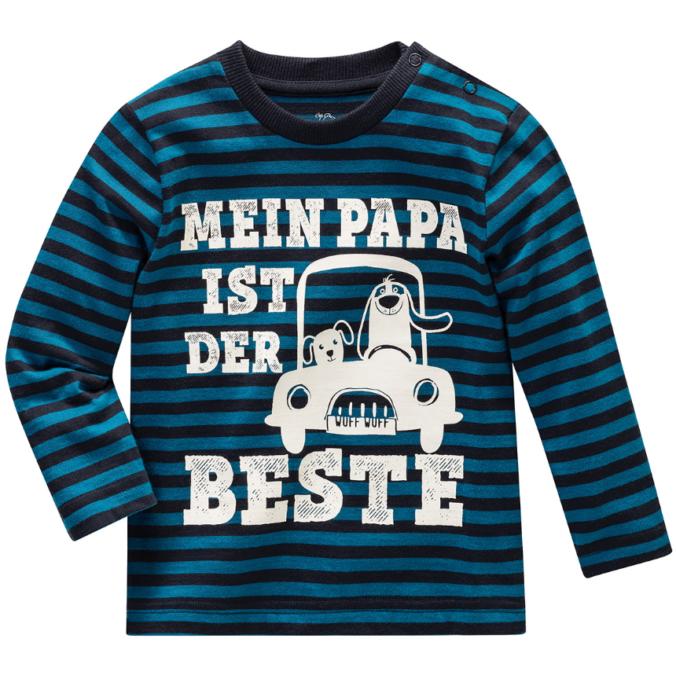 """Pullover mit Aufschrift """"Mein Papa ist der Beste"""""""
