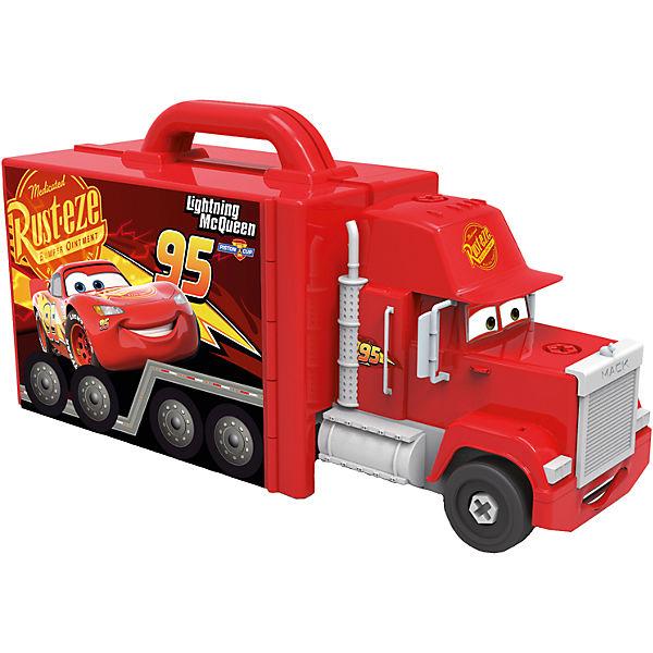 roter Truck von Cars