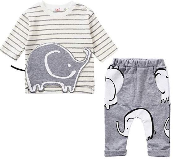 Elefant Outfit