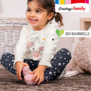 Ernsting's Family: Neue Kindermode ab 3,99€