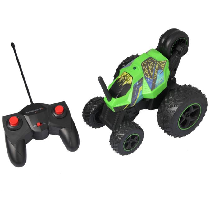 Ferngesteurter grünes Auto für Kinder