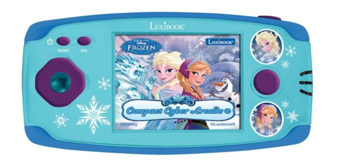 Frozen Konsole