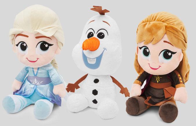 Frozen Kuscheltiere