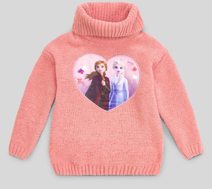 Frozen Pullover