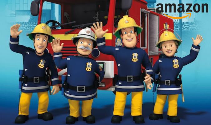 Feuerwehrmann Sam Kinderartikel