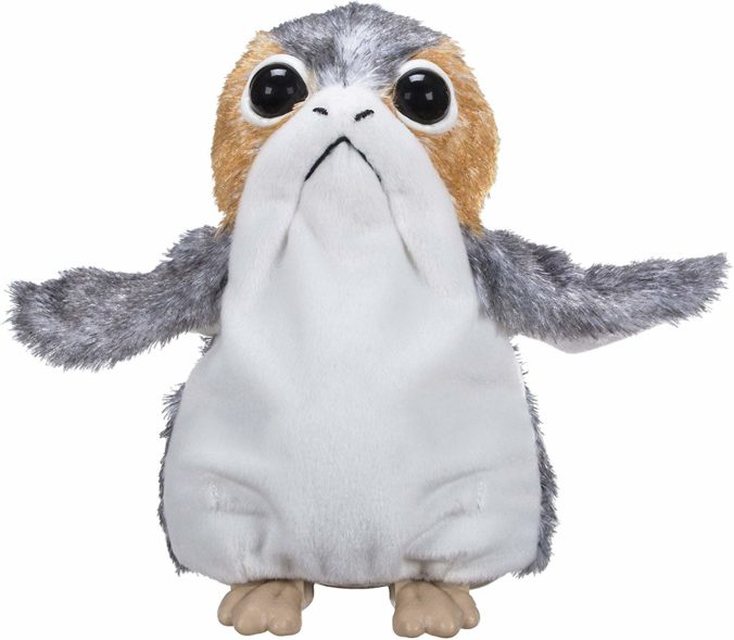 Interaktives Porg Plüschtier Star Wars