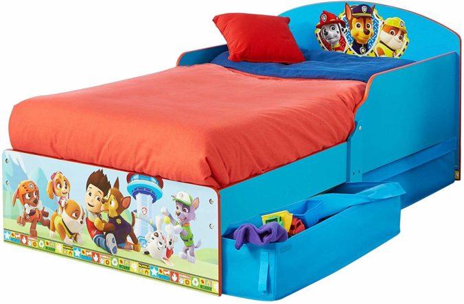 Paw Patrol Kinderbett